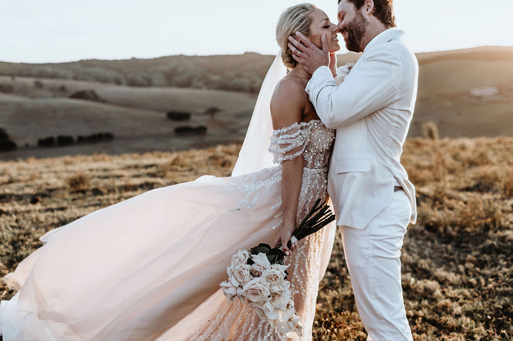 Byron Bay Bangalow Wedding Venue Hinterland Luxury Planning Styling Inspiration Garden Sperry Tent Flowers